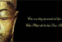 tu Phật, Tinh thần người tu Phật chơn chánh trước sự thịnh suy của Phật Pháp